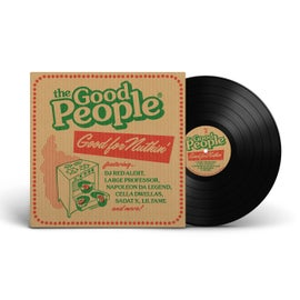 Image of Good People 'Good For Nuthin' (FPI017)