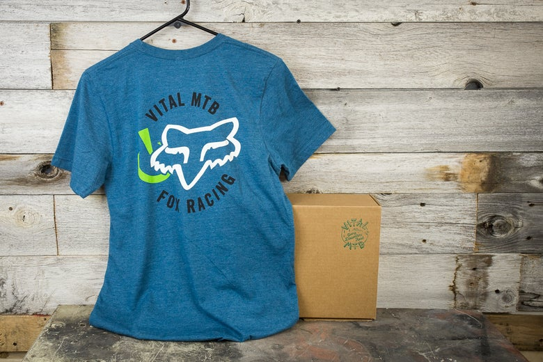 Image of Fox Racing / Vital MTB Collab T-Shirt