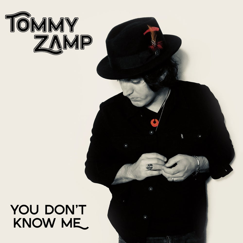 "Image of Tommy Zamp ""You Don't Know Me"" CD"
