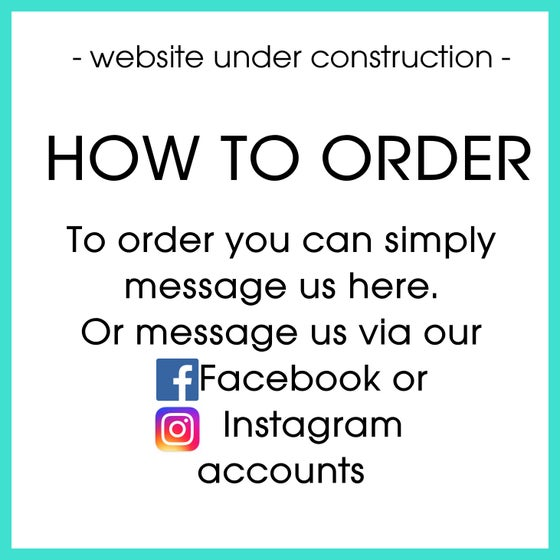 Image of HOW TO ORDER