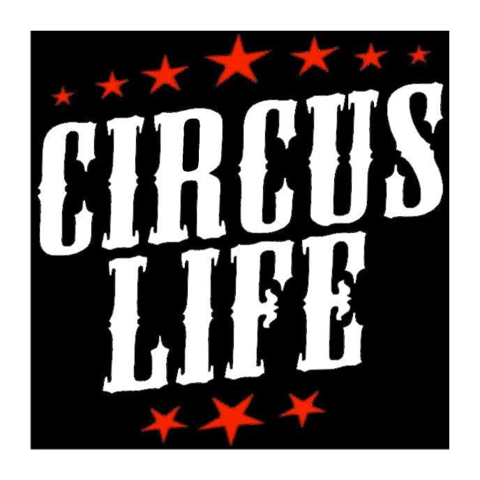 Image of Circus Life Logo T-Shirt