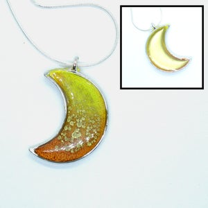 Image of Stained Glass Style Color Pop Pendants *DISCOUNTED*