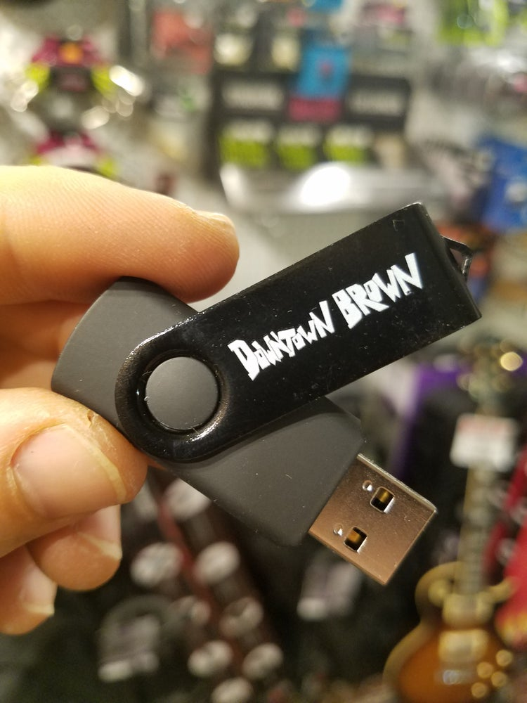 Image of Downtown Brown USB Drive