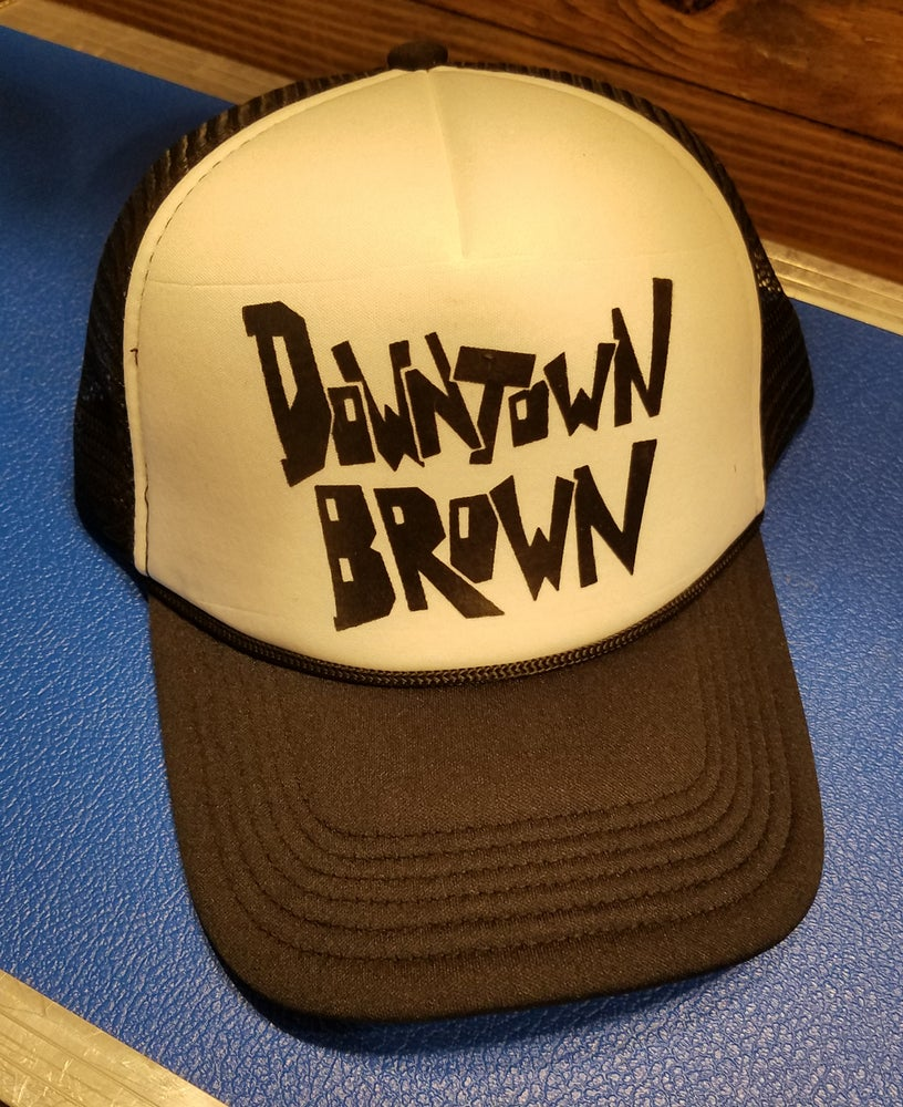 Image of DTB Trucker Hat (White)