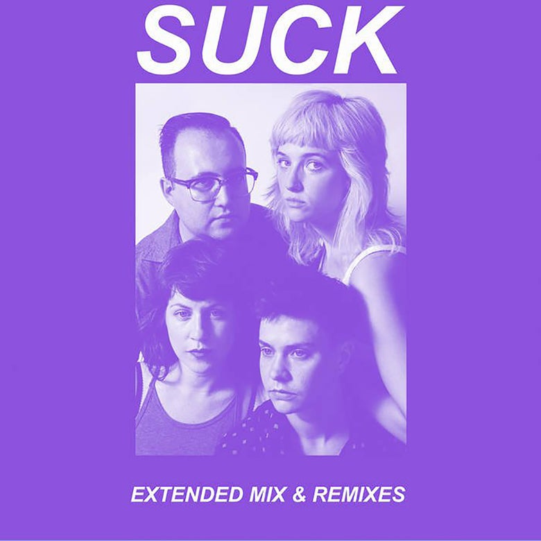 Image of SPR-029 [CD] SUCK extended mix & remixes