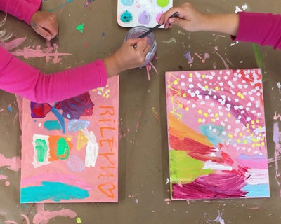 Image of Summer Camp 2019: Painting Week! July 29th-August 2nd