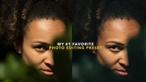 Image of My #1 Favorite Photo Editing Preset