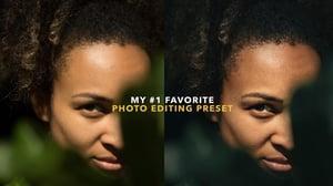 Image of My #1 Favorite Photo Editing Preset