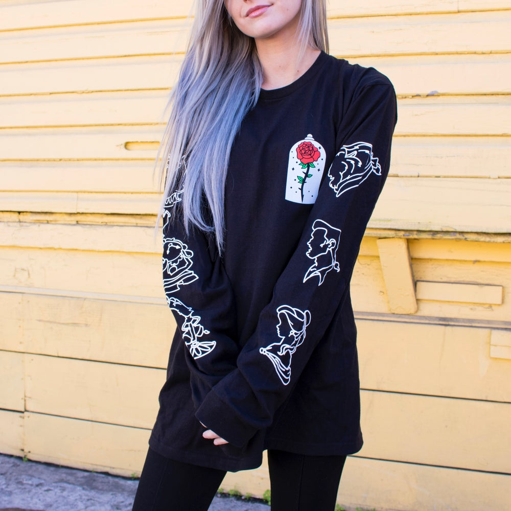 Image of Enchanted Rose Long Sleeve