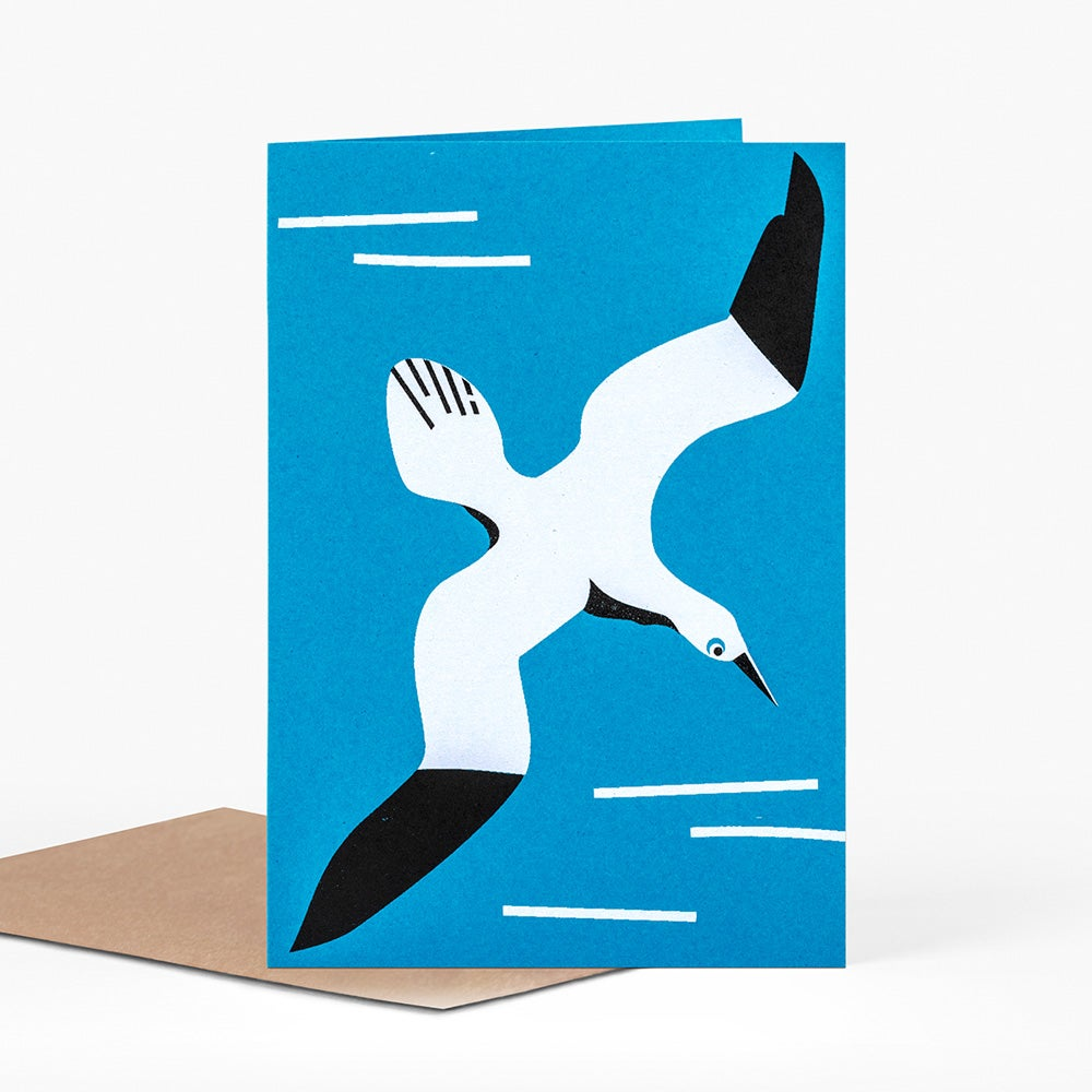 Image of Seabird Card