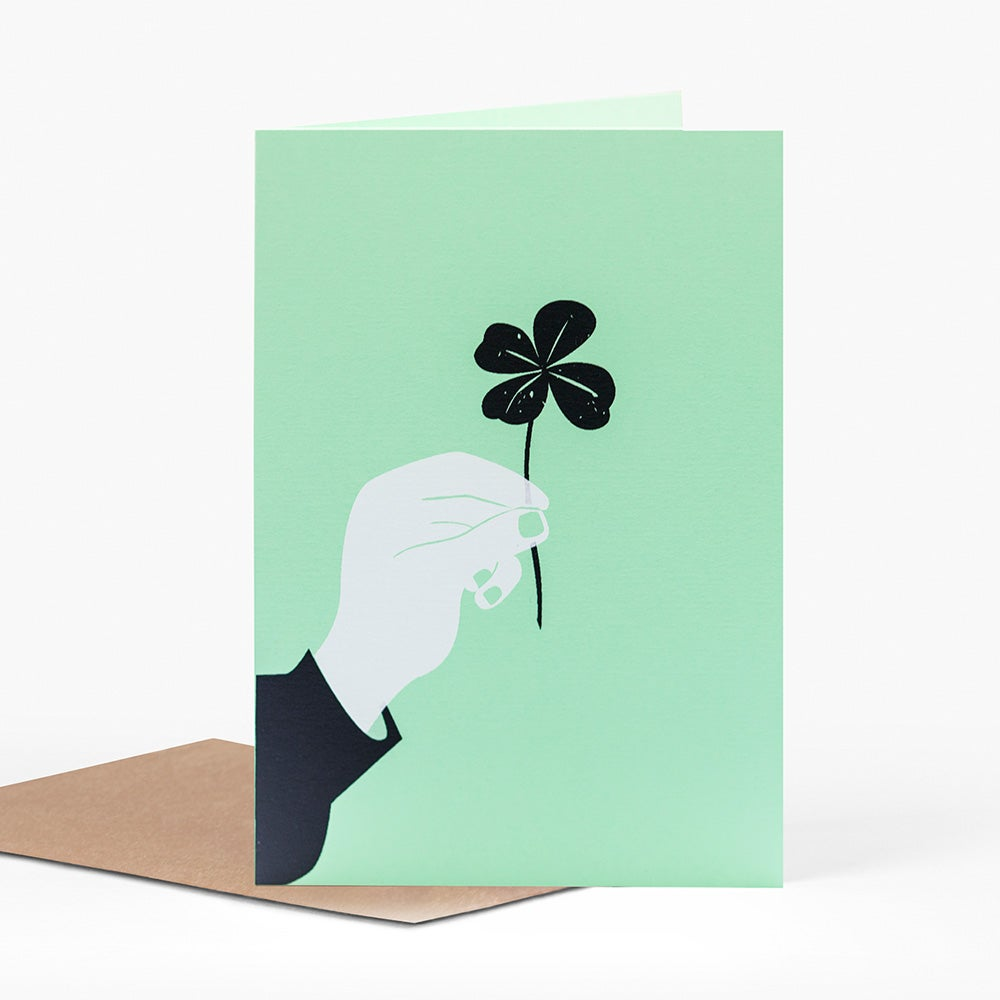Image of Lucky Clover card