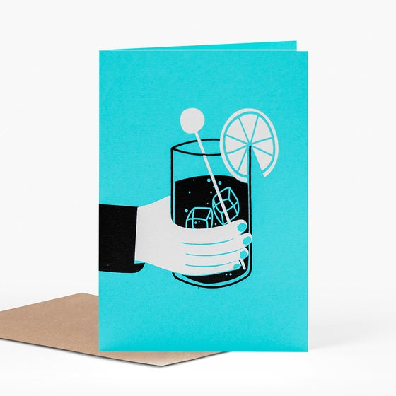 Image of Salut! card
