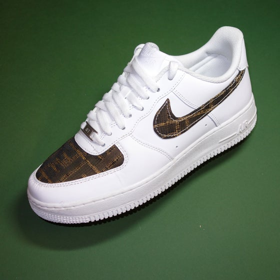 Image of Nike AF1 Fendi Custom (Limited)