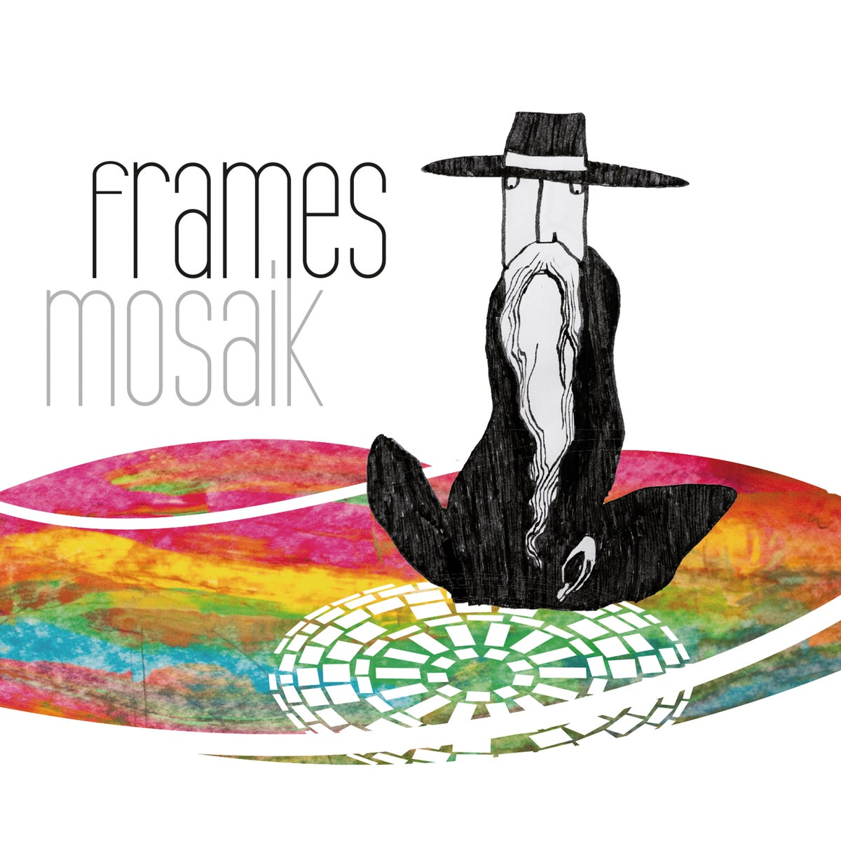 "Image of Frames ""Mosaik"" CD"