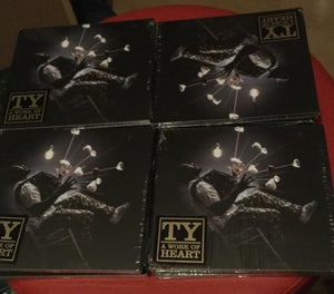 Image of A Work of Heart - Ty | CD