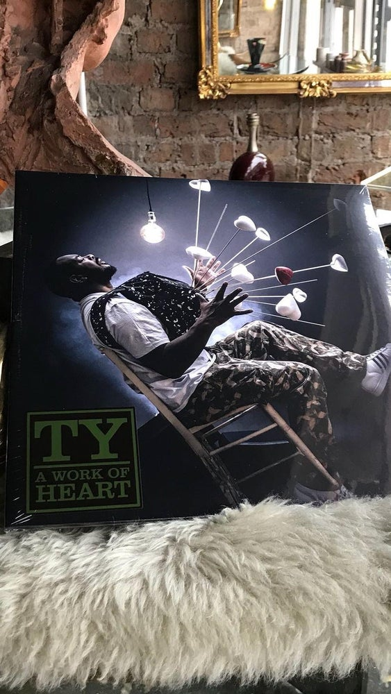 Image of 'A Work of Heart Heart' Ty   Vinyl