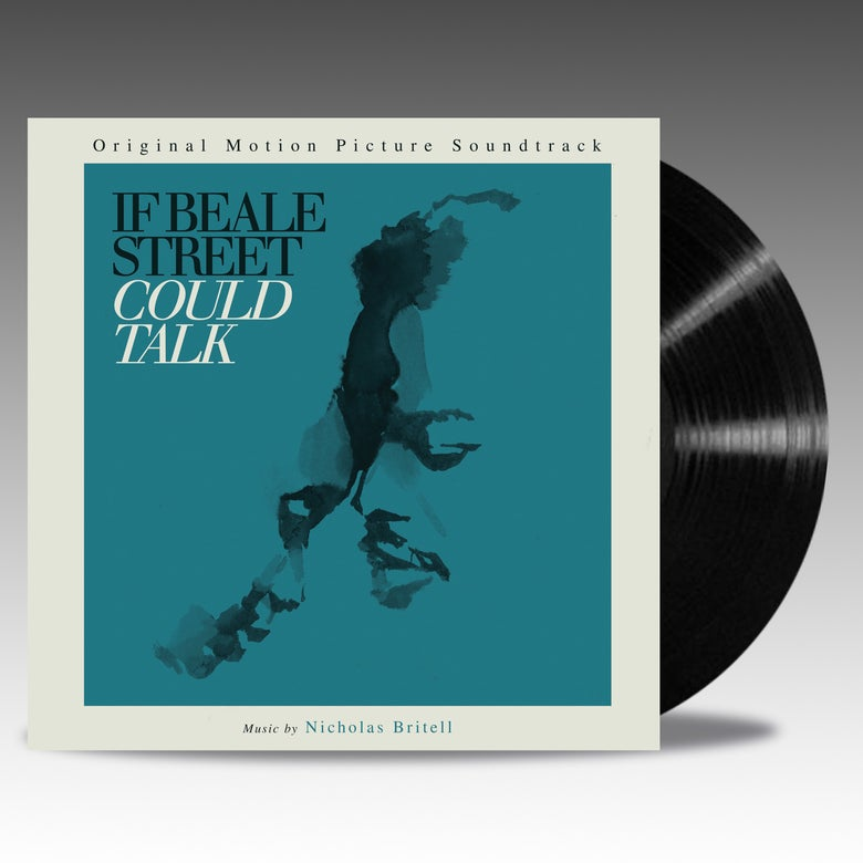 Image of If Beale Street Could Talk '180 Gram' Black Vinyl - Nicholas Britell