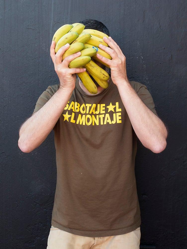 Image of Logo Amarillo - Verde / Hombre