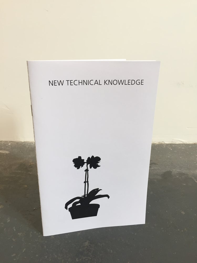 Image of New Technical Knowledge