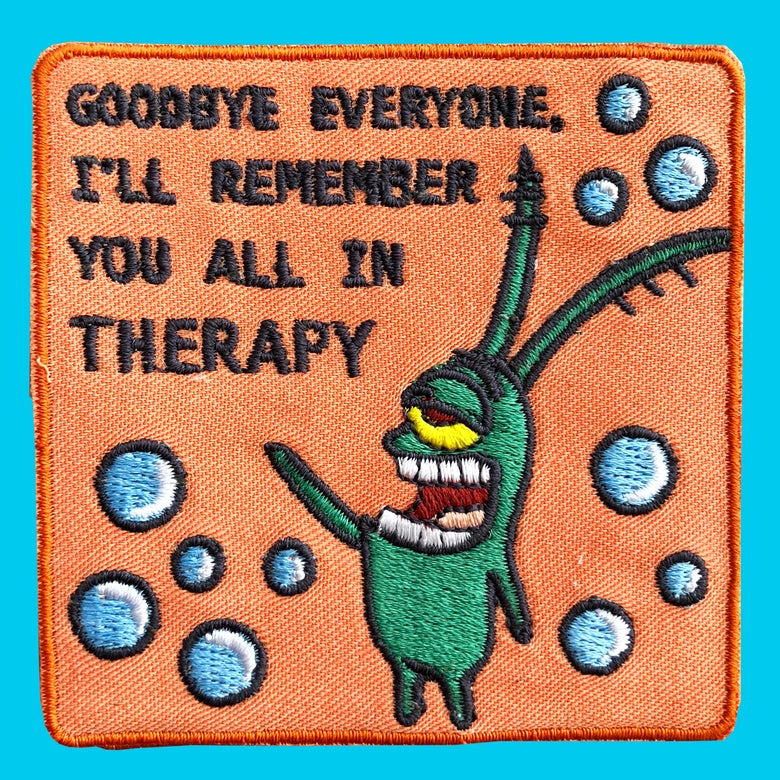 Image of Bye Bye Patch