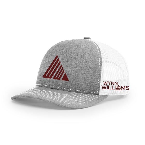 Image of WW Logo Hat - Crimson