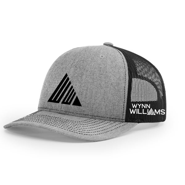 Image of WW Logo Hat - Black