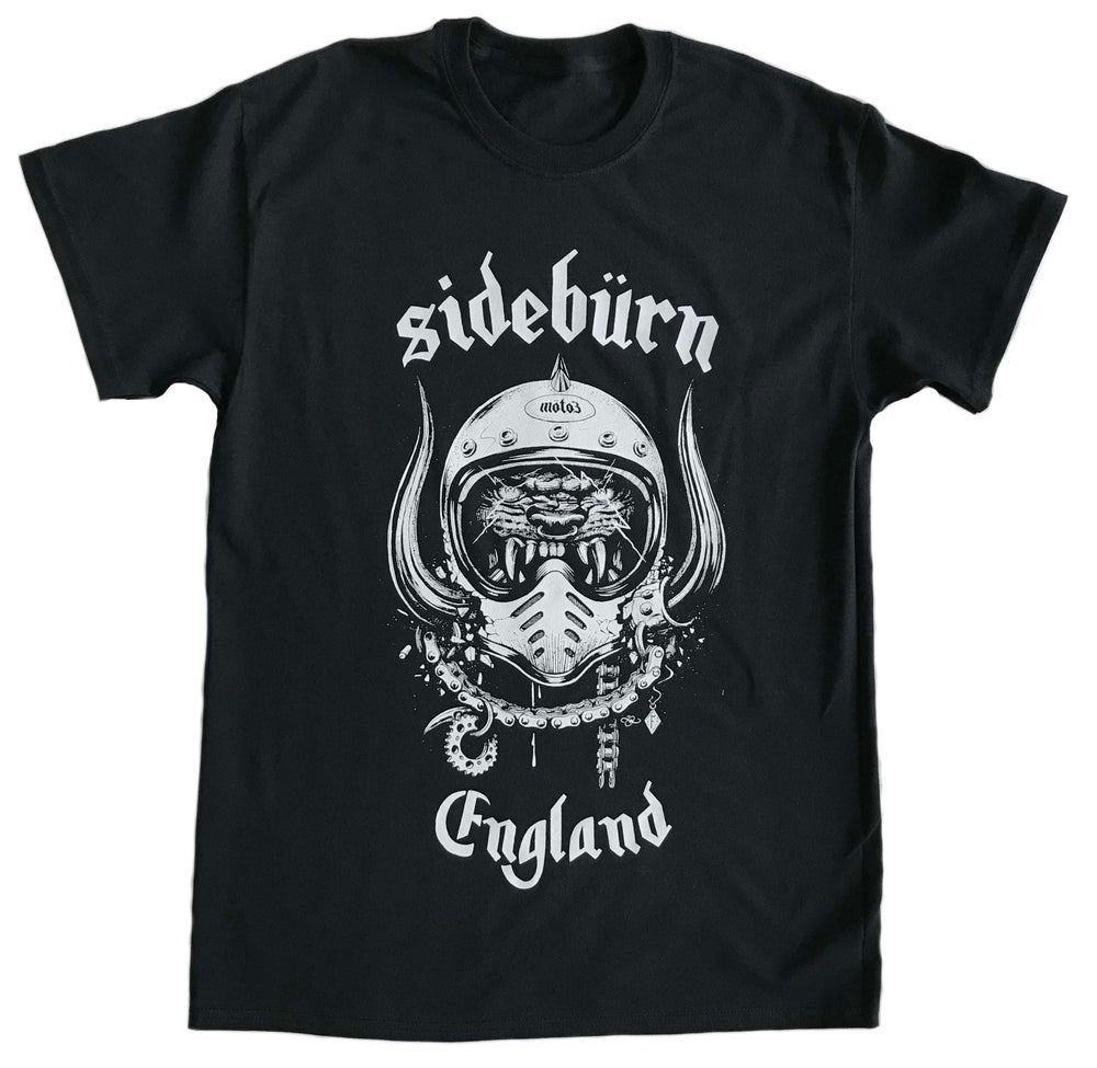 Image of Sideburn Beast T-shirt