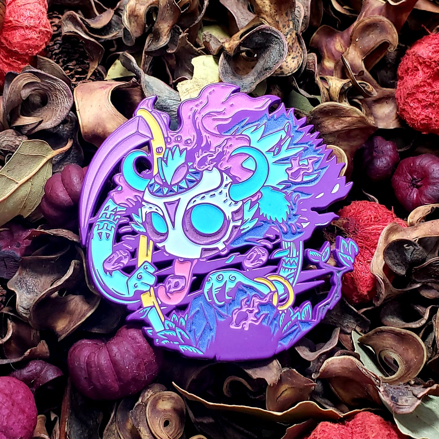 Image of Blueberry Grape Forest Spirit