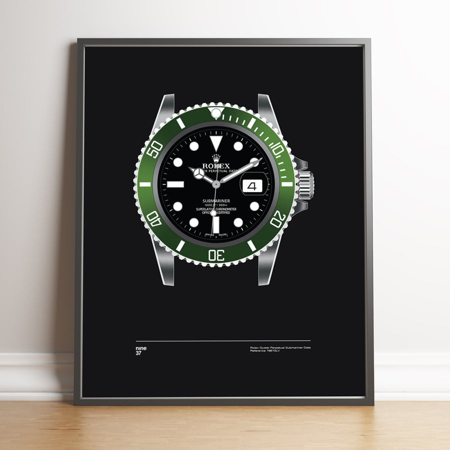 Image of Rolex Submariner Date