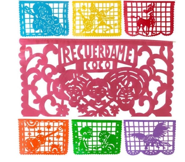 Image of Papel Picado Banner