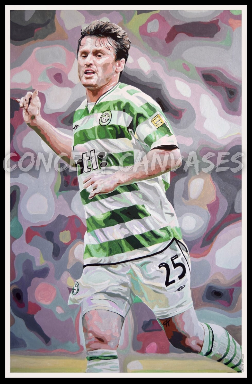 Image of Lubo Moravcik 'Little Genius' A3 Print