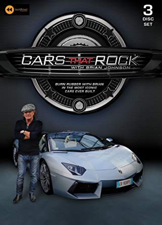 Image of Cars That Rock DVD