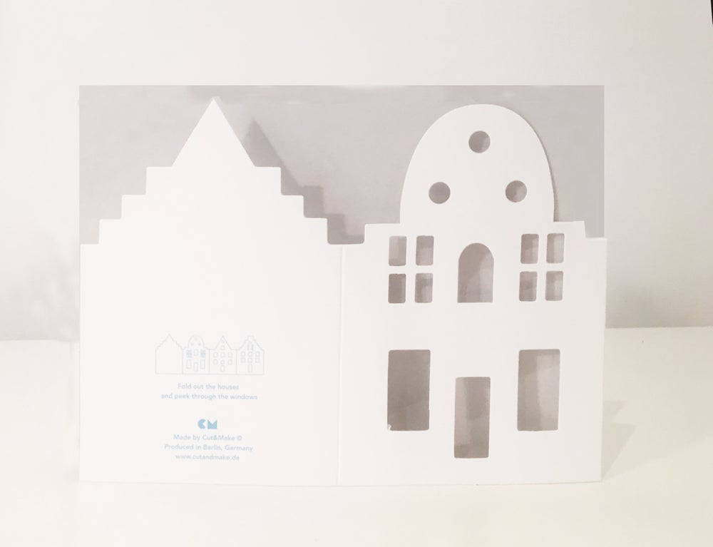 Image of 2 x Paper Houses