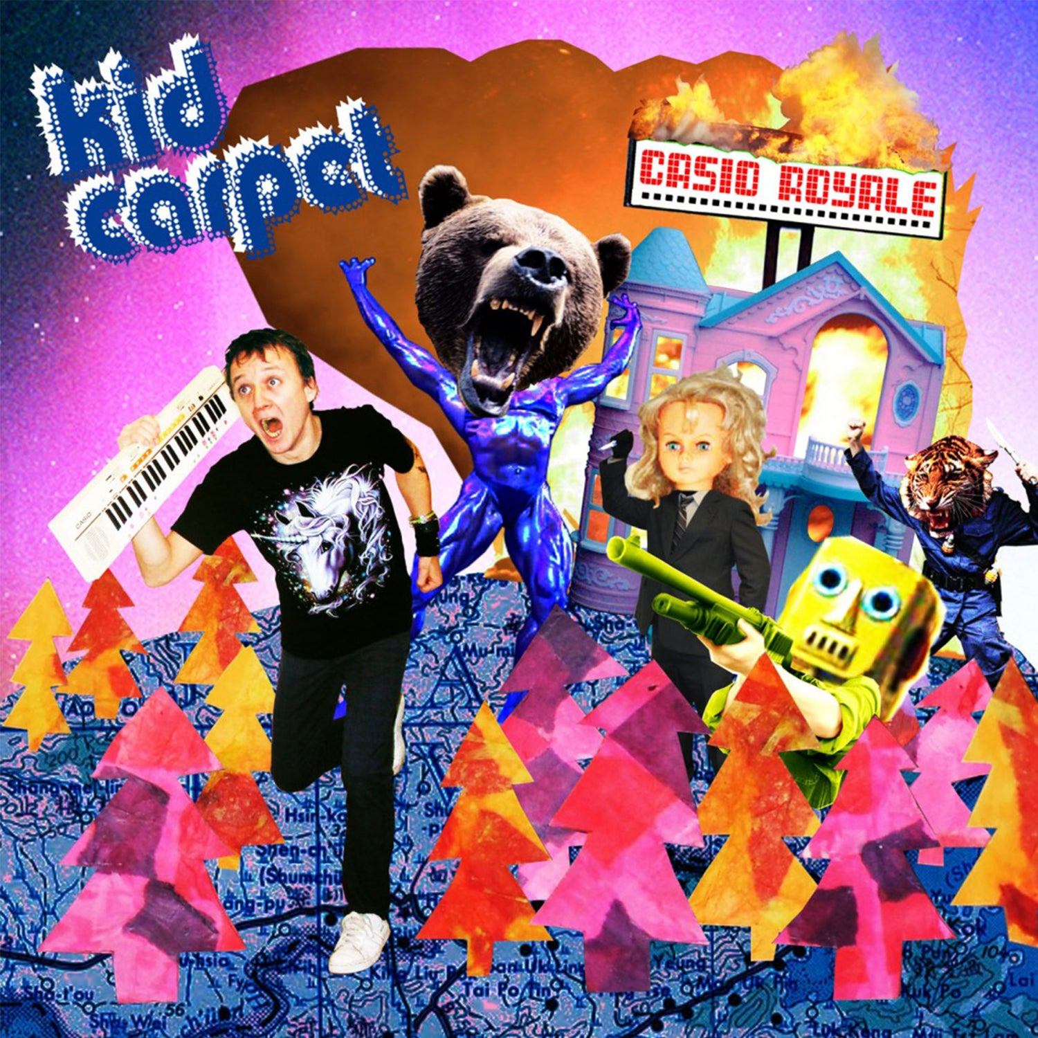Image of Kid Carpet - Casio Royale