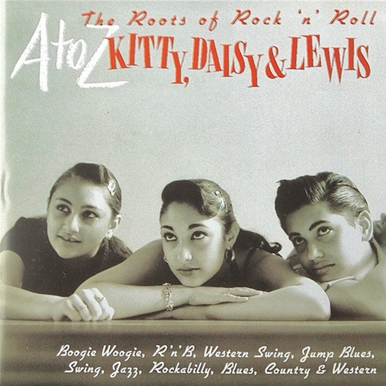 Image of Kitty, Daisy and Lewis - A to Z of Kitty, Daisy & Lewis