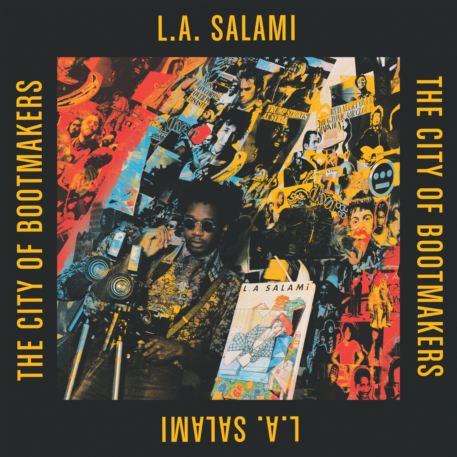 Image of L.A. Salami - The City of Bootmakers