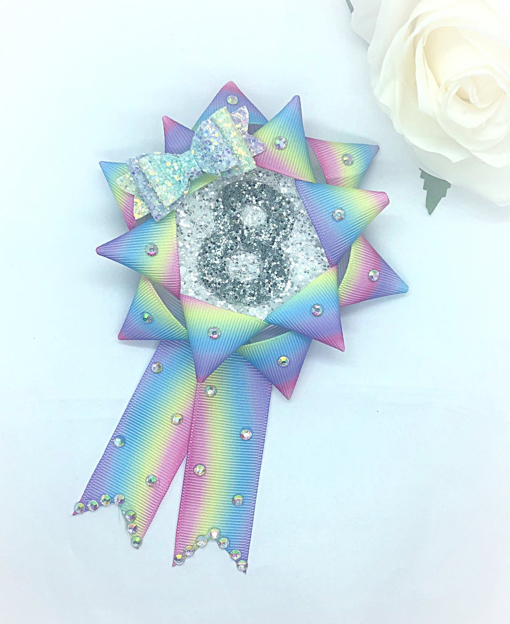 Image of Birthday Rosettes