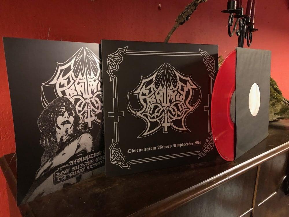 Image of Abruptum - Obscuritatem Advoco... Bloodred LP