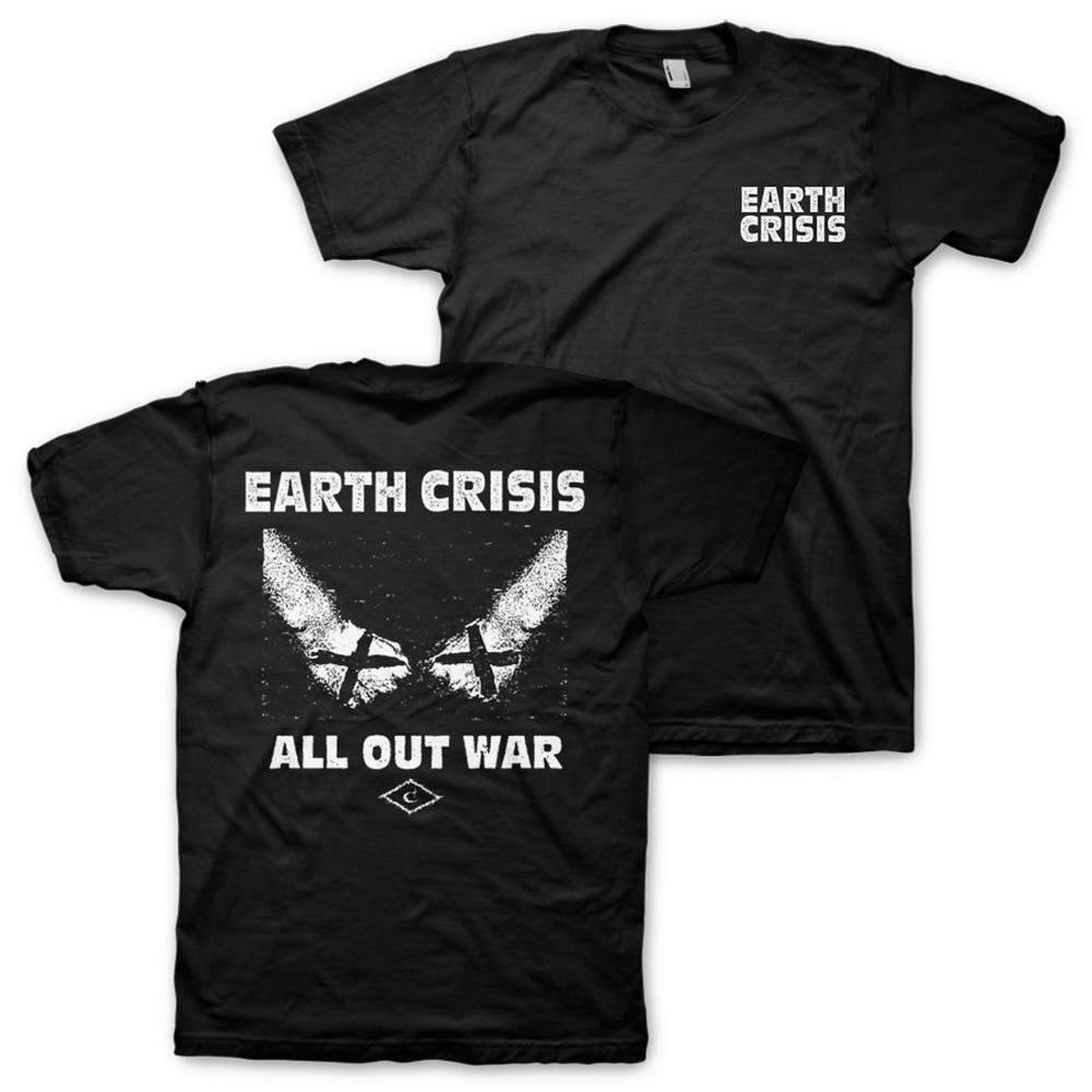 Image of Earth Crisis - All Out War Tee