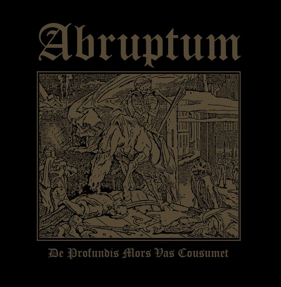Image of Abruptum - De Profundis Mors Vas Cousumet LP