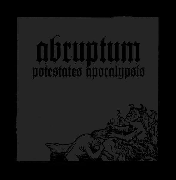 Image of Abruptum - Potestates Apocalypsis LP