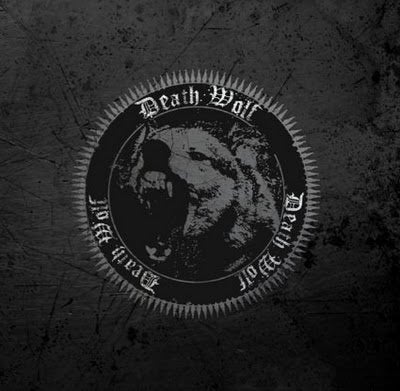 Image of Death Wolf - S/T CD