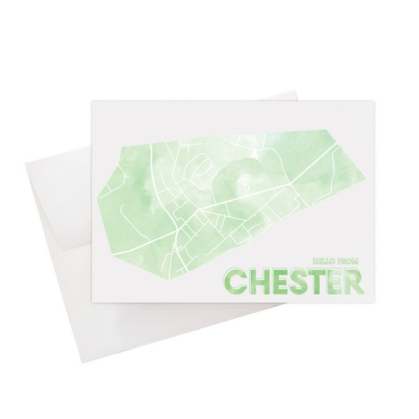 Image of Chester NJ Card