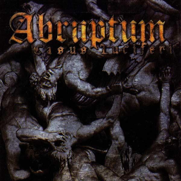 Image of Abruptum - Casus Luciferi CD