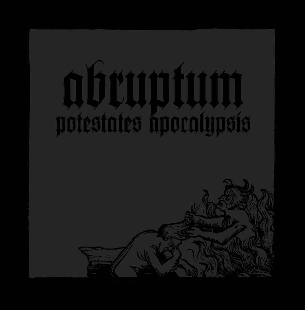 Image of Abruptum - Potestates Apocalypsis CD