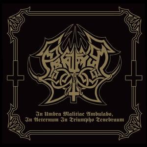 Image of Abruptum - In Umbra Malitiae Ambulabo... Bloodred LP