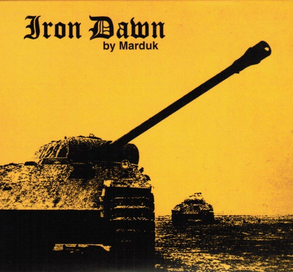 Image of Marduk -  Iron Dawn CD