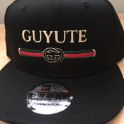 Image of Guyute HAT new era snap back