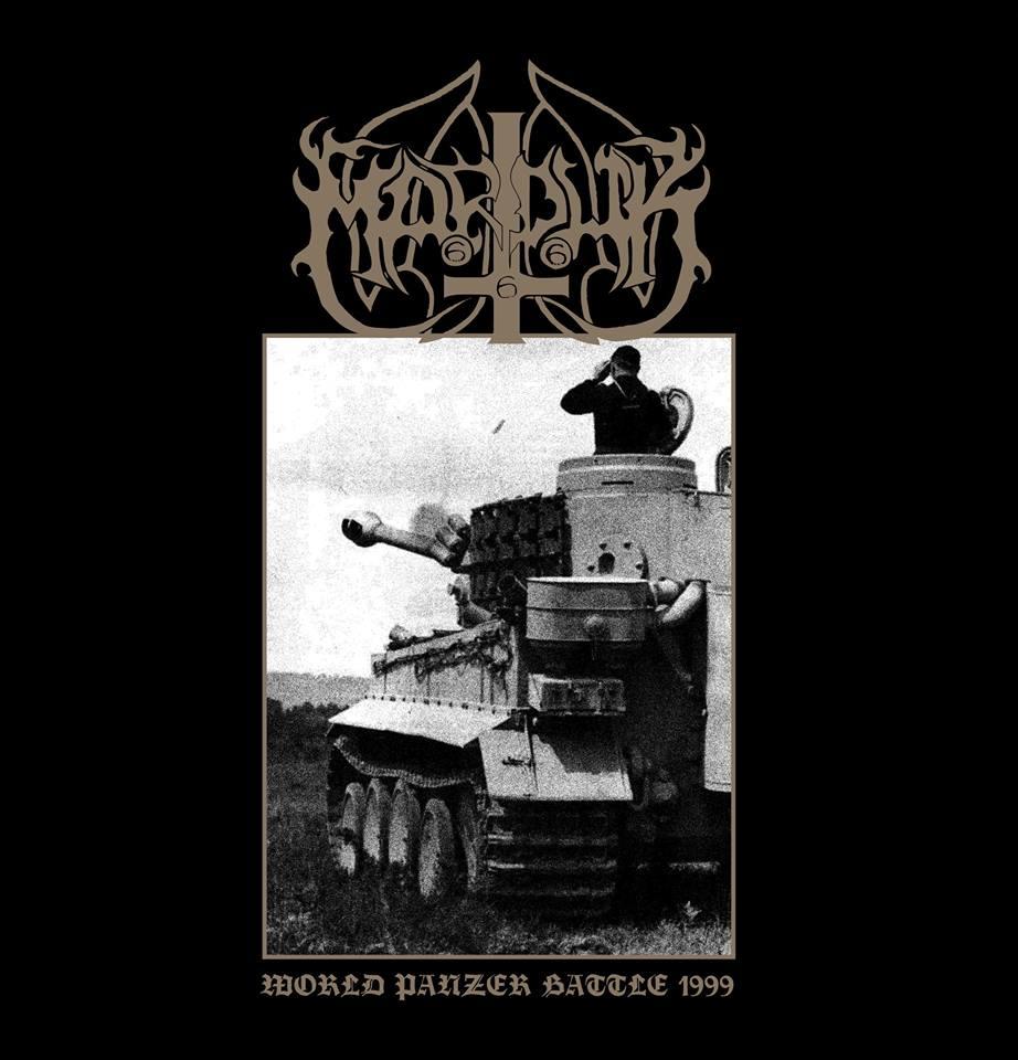 Image of Marduk - World Panzer Battle 1999 CD