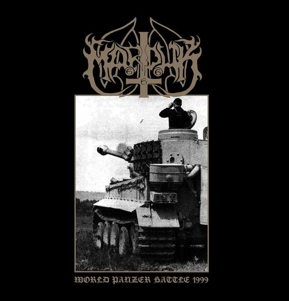 Image of Marduk - World Panzer Battle 1999 CD